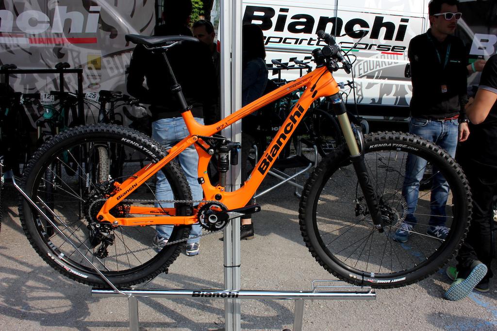 Bianchi - Bike Festival Riva del Garda