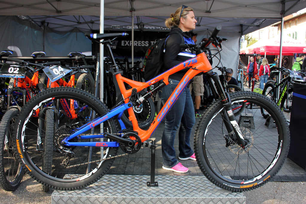 Corratec - Bike Festival Riva del Garda