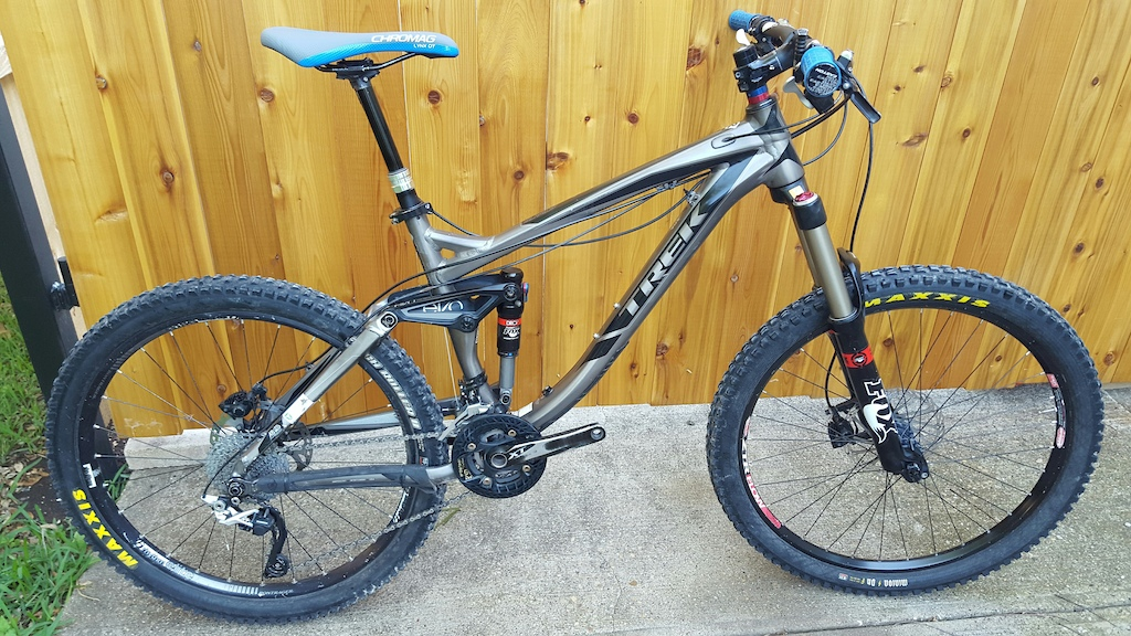 2012 Trek Remedy 9  (with sweet upgrades!)