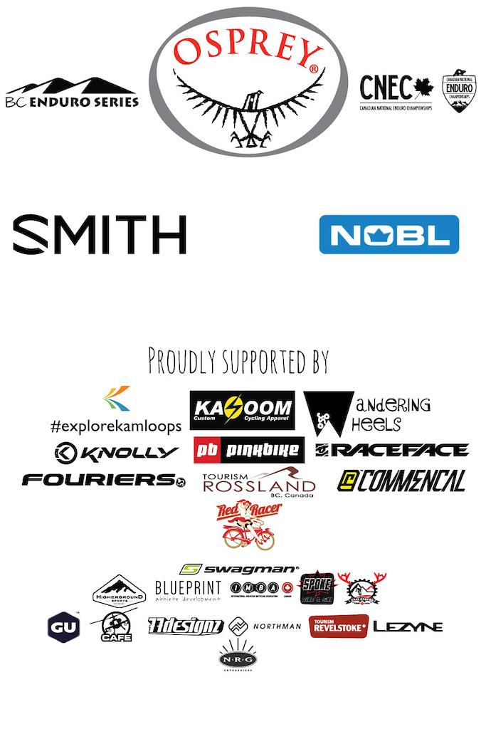 SMITH ENDURO Osprey BC Enduro Series North Vancouver Course Release
