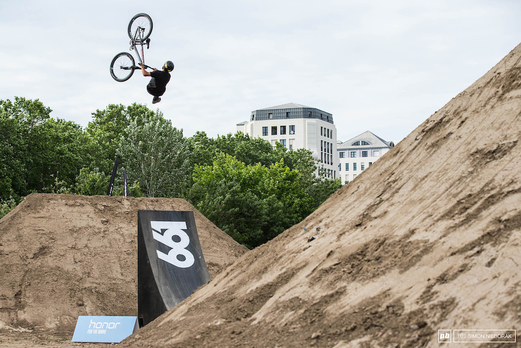 FISE Montpellier Slopestyle Finals 2016