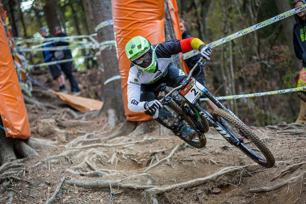 2016 iXS European Downhill Cup Round 1 - Kranjska Gora Slovenia - Finals Results