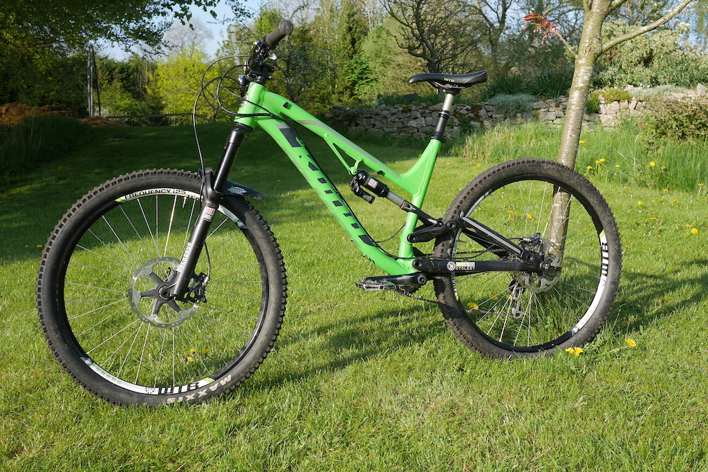 2014 Kona Process 153DL complete enduro trail bike