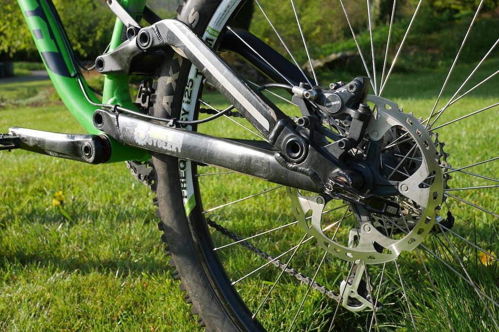 2014 Kona Process 153DL complete enduro trail bike
