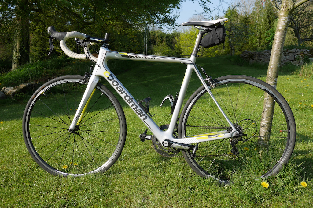 2014 Boardman Pro Carbon road bike