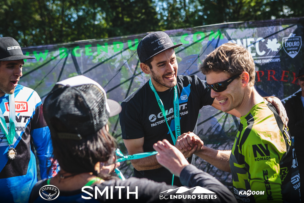 Images for the Smith Enduro Osprey BC Enduro Series North Vancouver - Race Recap