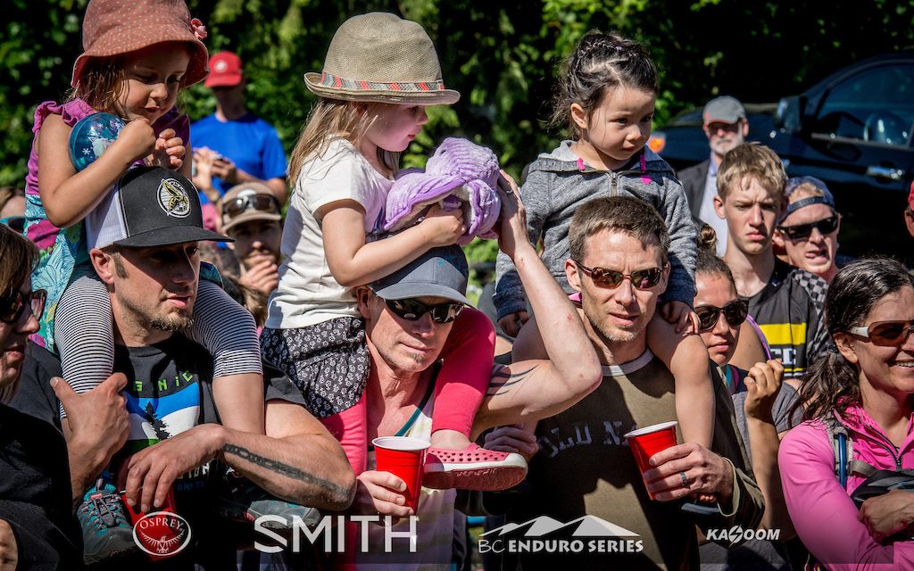 Osprey BC Enduro Series Race - North Vancouver 2016