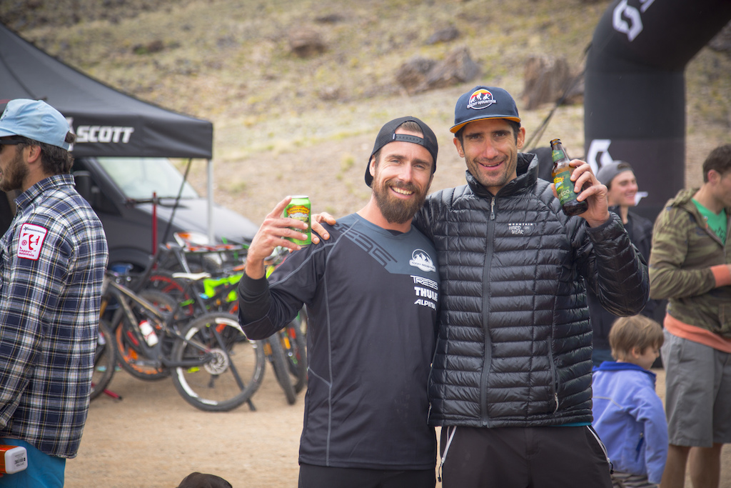 Riders and Sierra Nevada Brewing at the 2016 SCOTT Enduro Cup presented by Vittoria in Moab Utah