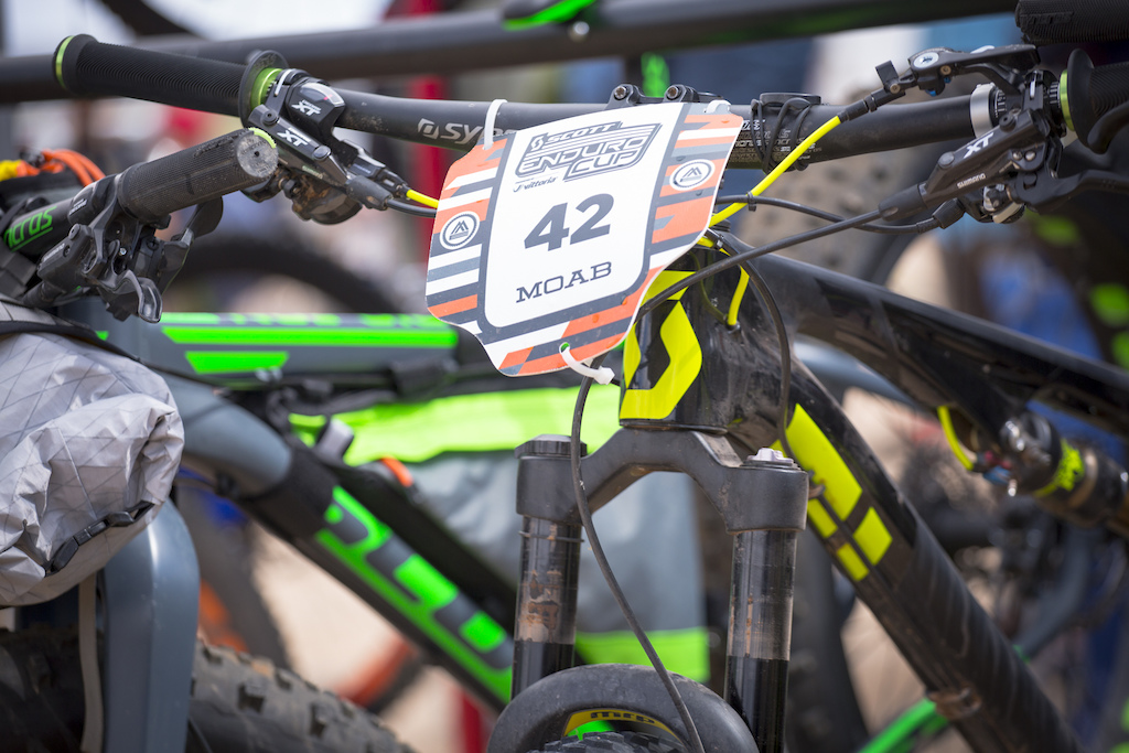 2016 SCOTT Enduro Cup presented by Vittoria in Moab Utah