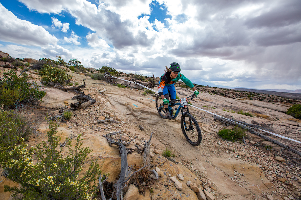 Clay Kimsey at the 2016 SCOTT Enduro Cup presented by Vittoria in Moab Utah