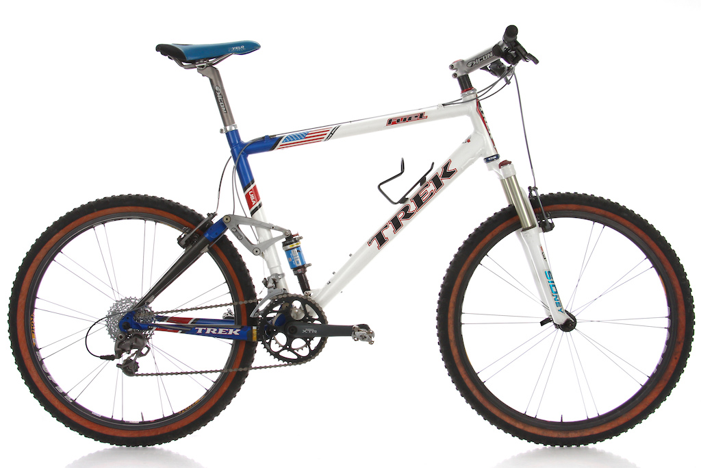 Travis Brown s 2000 Sydney Olympics Trek Fuel