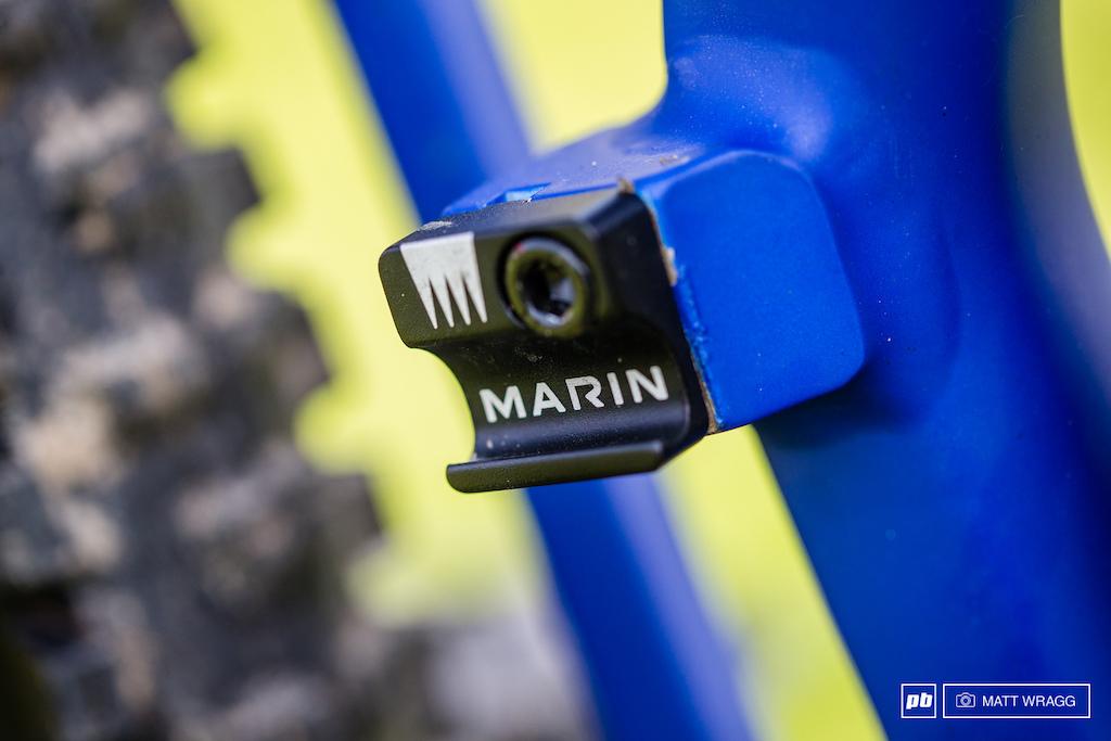 Bonus points to Marin for their neat little bottle opener.