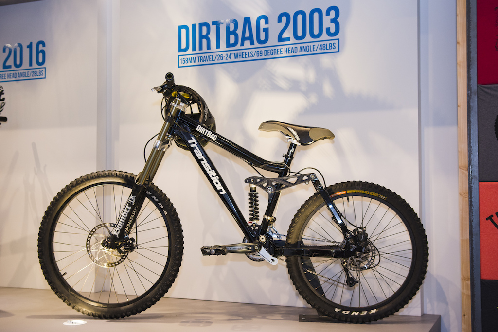 Transition Dirt Bag