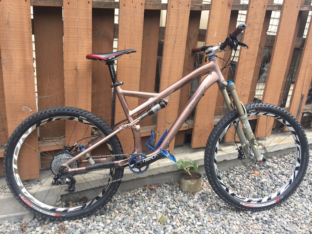 2010 Specialized Stumpjumper PRO