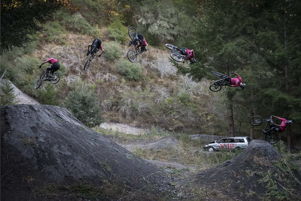 Kyle Jameson - Pinkbike s Getting to Know. Photo credit Ian Collins