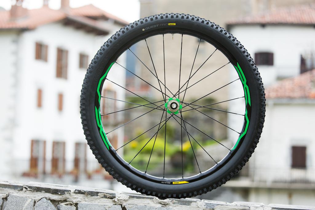 Mavic's 2017 Quest XA Carbon Wheelset - First Look - Pinkbike