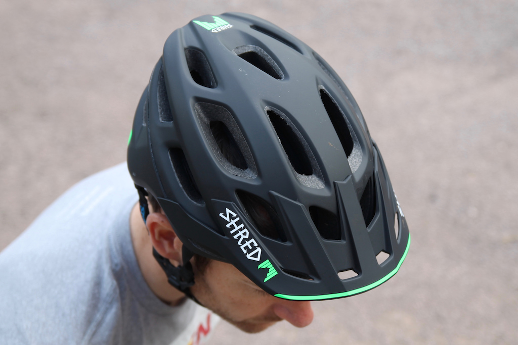Shred Short Stack Helmet