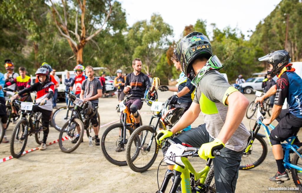 Aussie National Gravity Enduro Series - R2 hits Adelaide