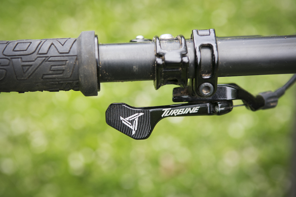 Race Face Turbine dropper post review