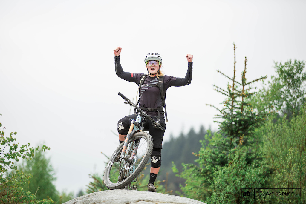 Trek Enduro Women