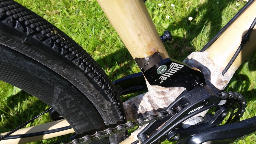 Front mech / chain device mount.