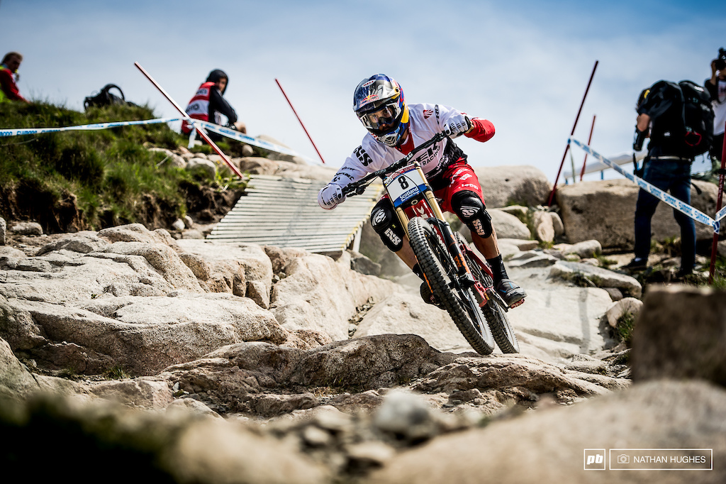 Fort William DH World Cup 2016 image