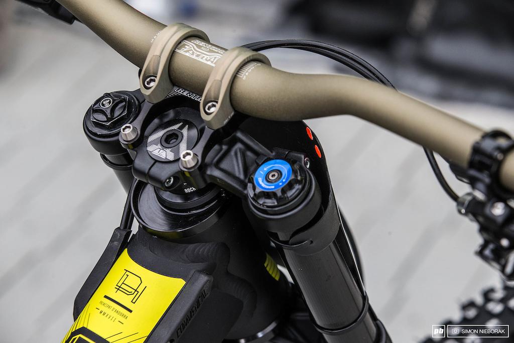 R my Thirion bike check - Fort William 2016