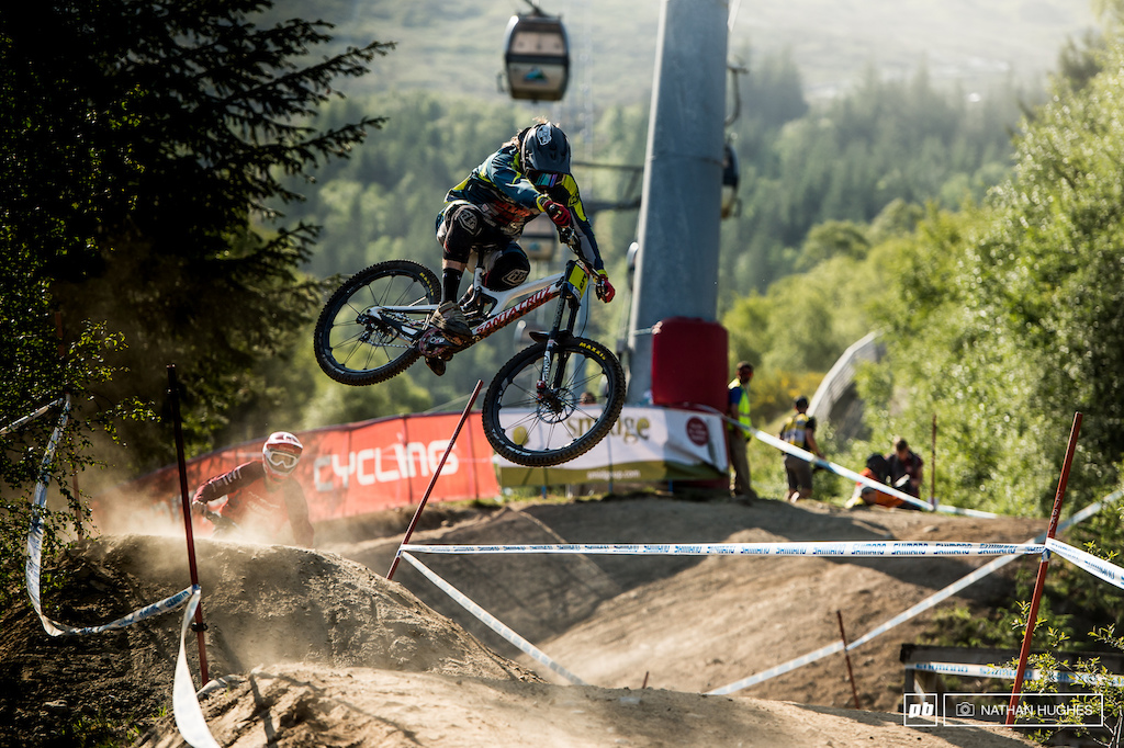 WE ARE LEGEND: Fort William WC Finals 2016