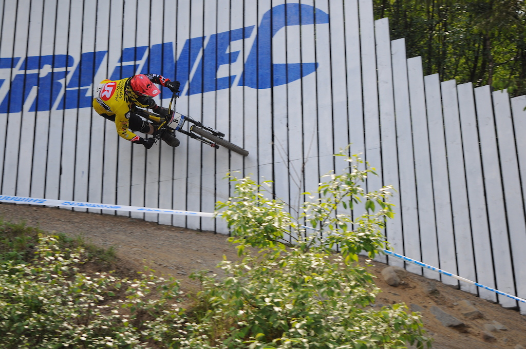 Sick Mick on the Silverline wallride