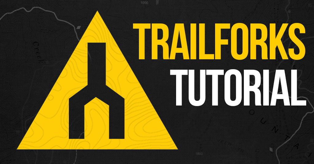 Trailforks tutorial header