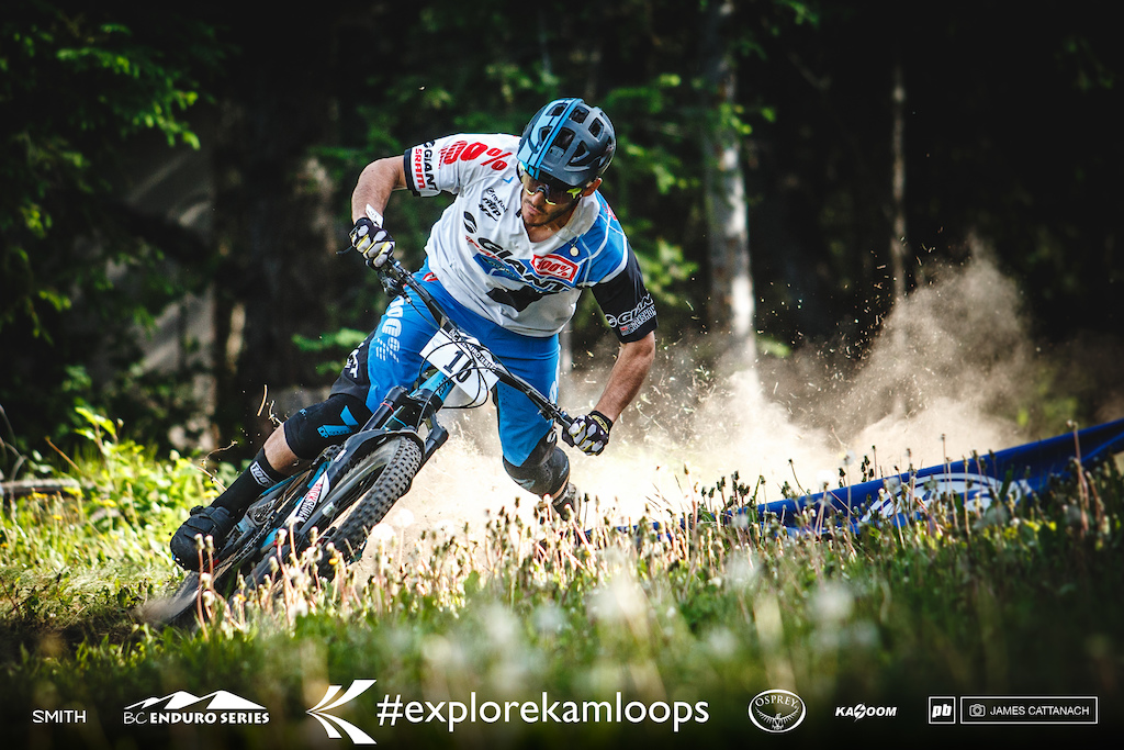 Kamloops - Osprey BC Enduro Series Presented by Smith - Race Recap
