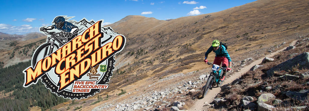 First Annual Monarch Crest Enduro Returns with Colorado's Best High Country Riding