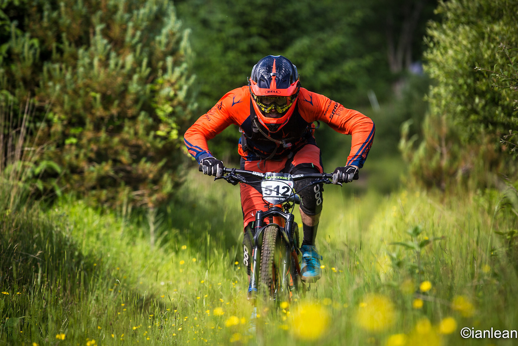 British Enduro Series - Round 3 - Afan