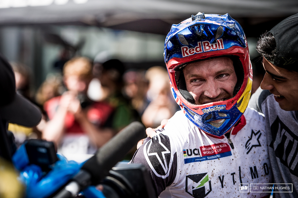 In for the Kill Finals - Leogang DH World Cup 2016