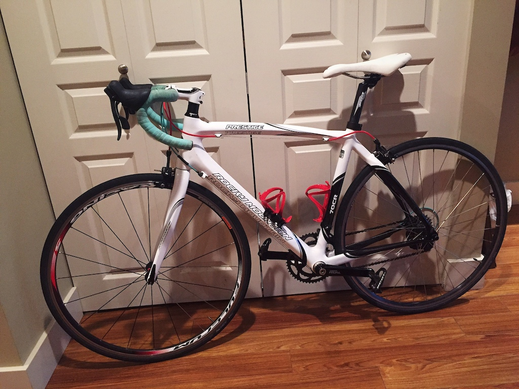 2010 Rocky Mountain Prestige Carbon Road Bike