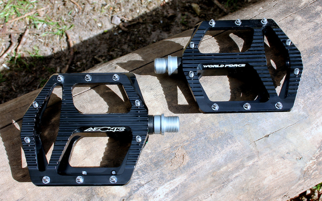 Azonic World Force pedals