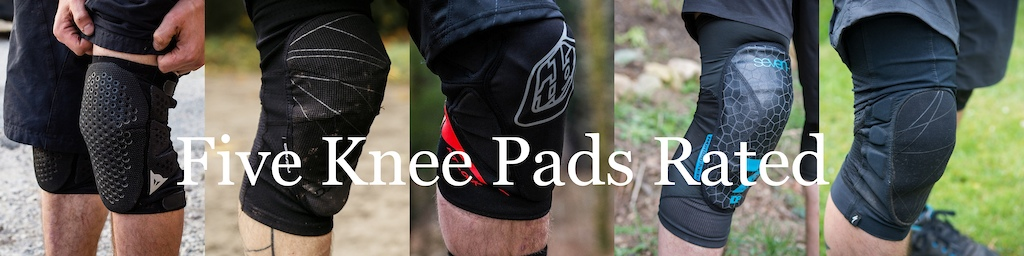 346467b06 Ridden and Rated - Five Trail Knee Guards - Pinkbike