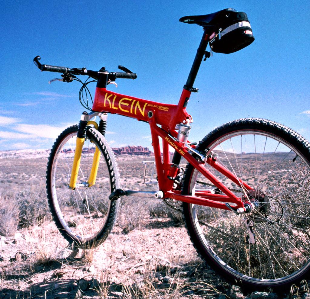 Klein Mantra Vintage Bike