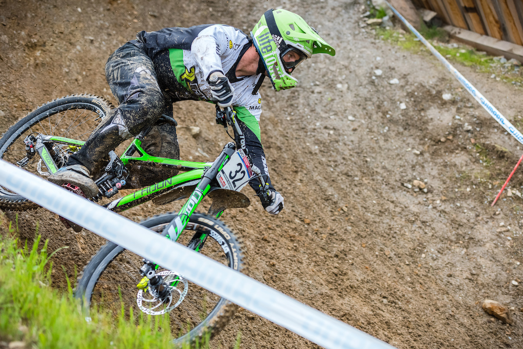 DH World Cup Leogang 2016 gt gt Training Run