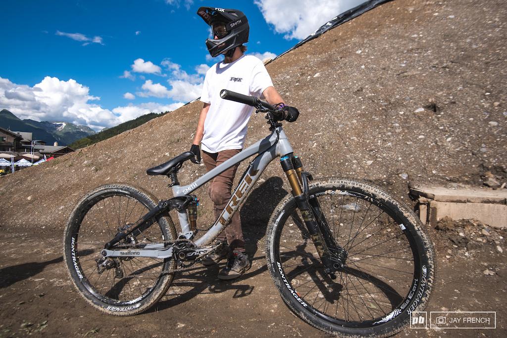 Thirteen Slopestyle Bikes Crankworx Les Gets 2016 Pinkbike