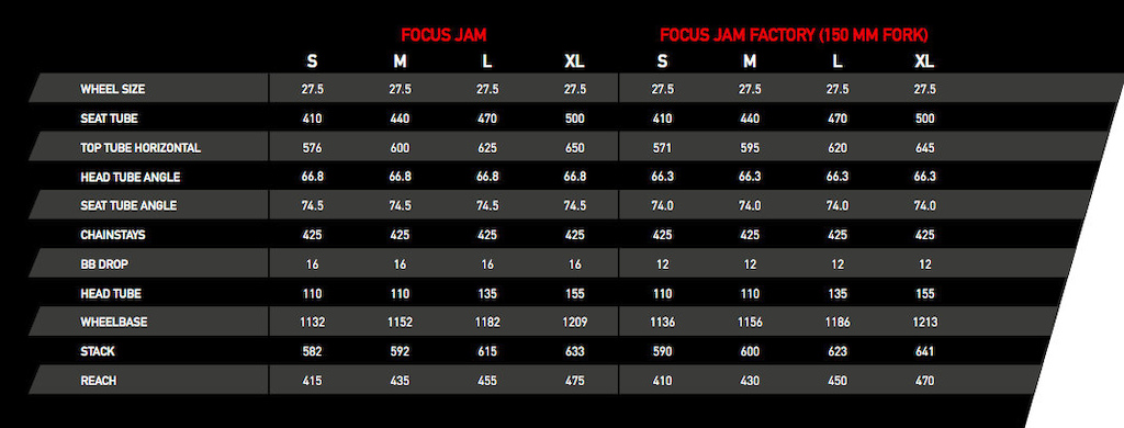 Focus Present Jam and O1E Bikes