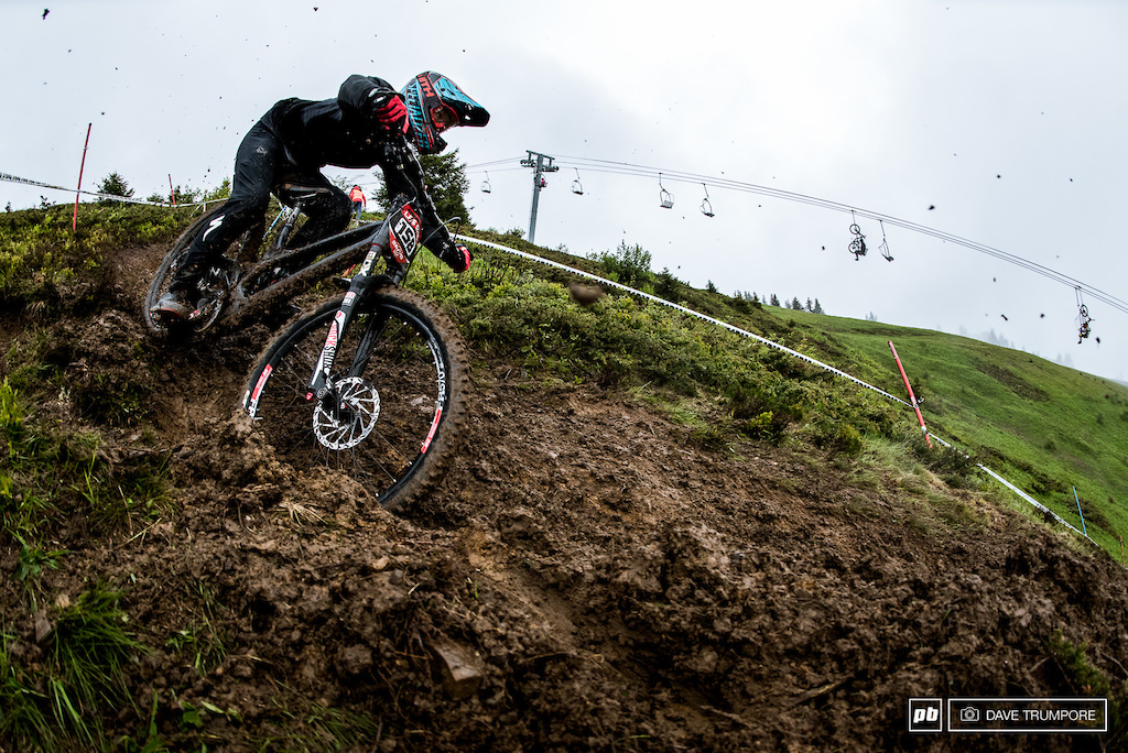 It s great to see Miranda Miller healthy and mixing it up at the top again. with a 4th here and a 3rd last week in Leogang she leaves Europe on a high note.