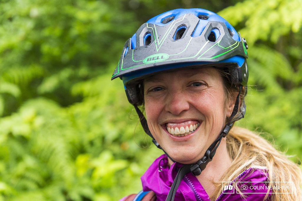 Jenny Lancaster on entering and racing her second sturdy dirty. I want to meet more female mountain bikers and I just want to come out and have fun. I had a blast last year so doing it again this year was a no brainer.