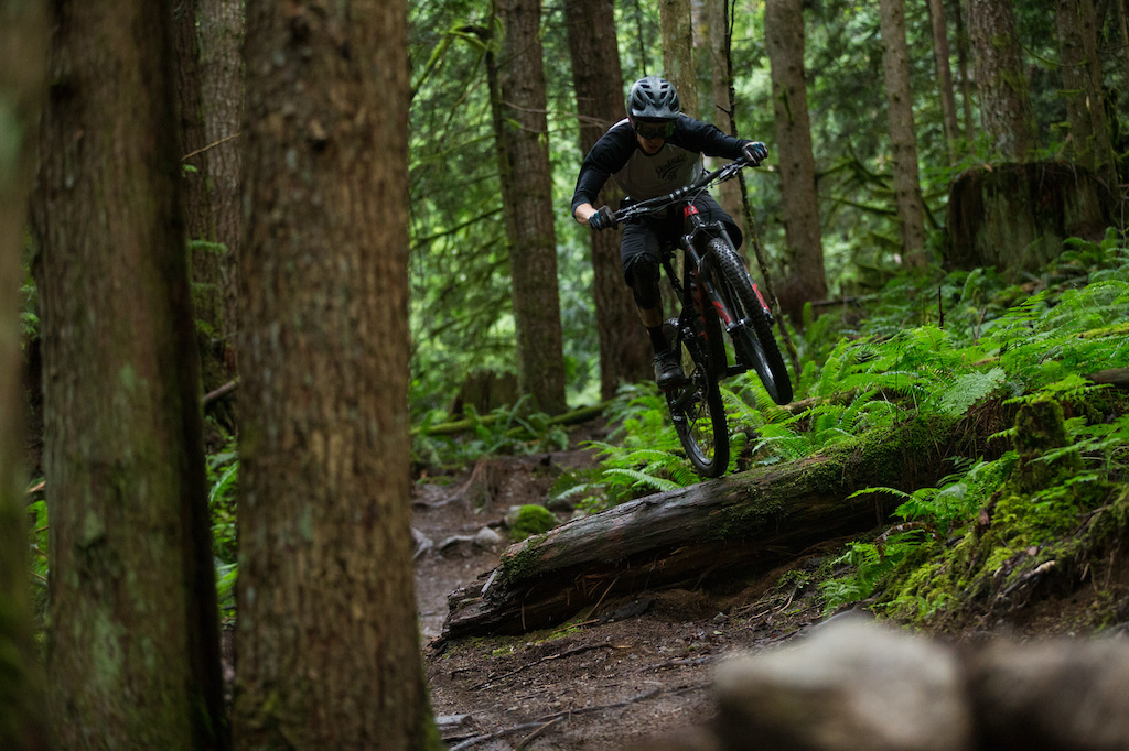 Trek Launch in Squamish BC Canada June 2016