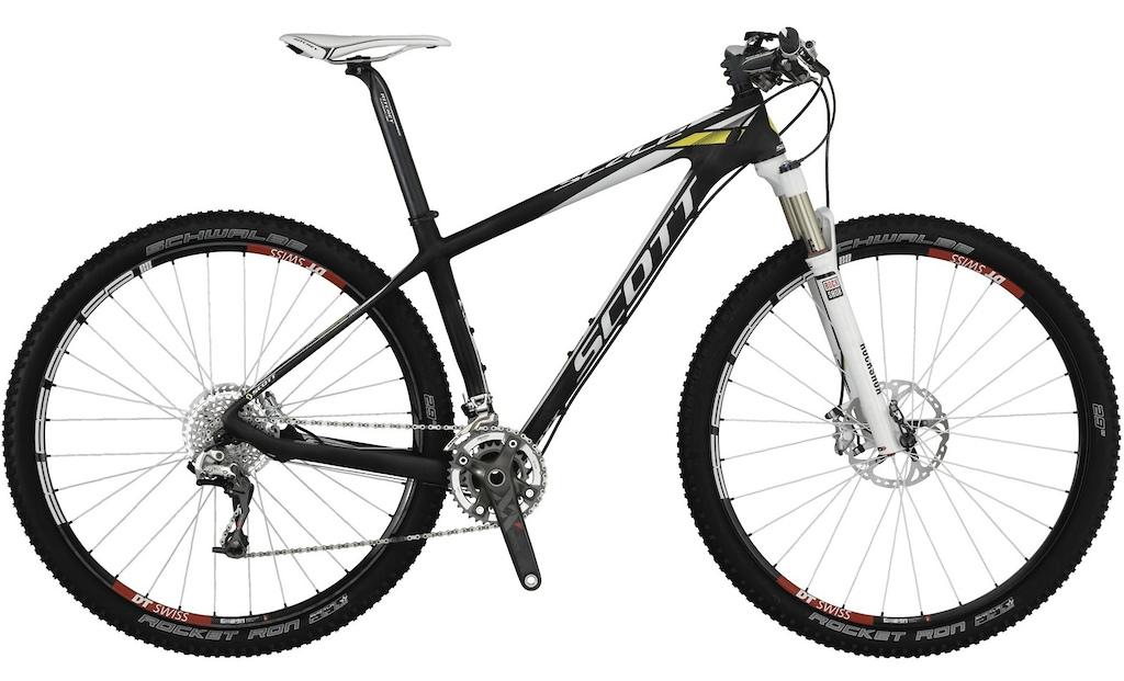 2013 Scott Scale RC 900 18