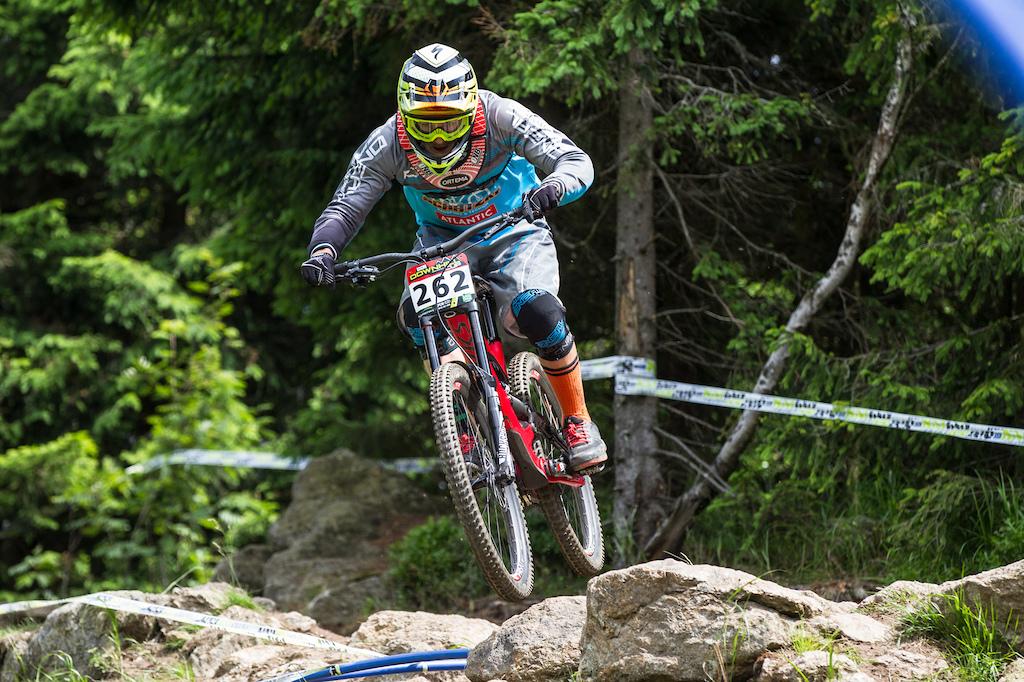 iXS European Downhill Cup: Round 4, Spicak