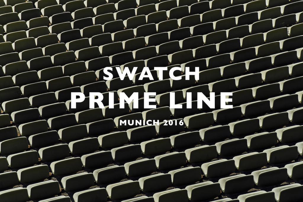 Munich Mash Swatch Prime Line was legendary.