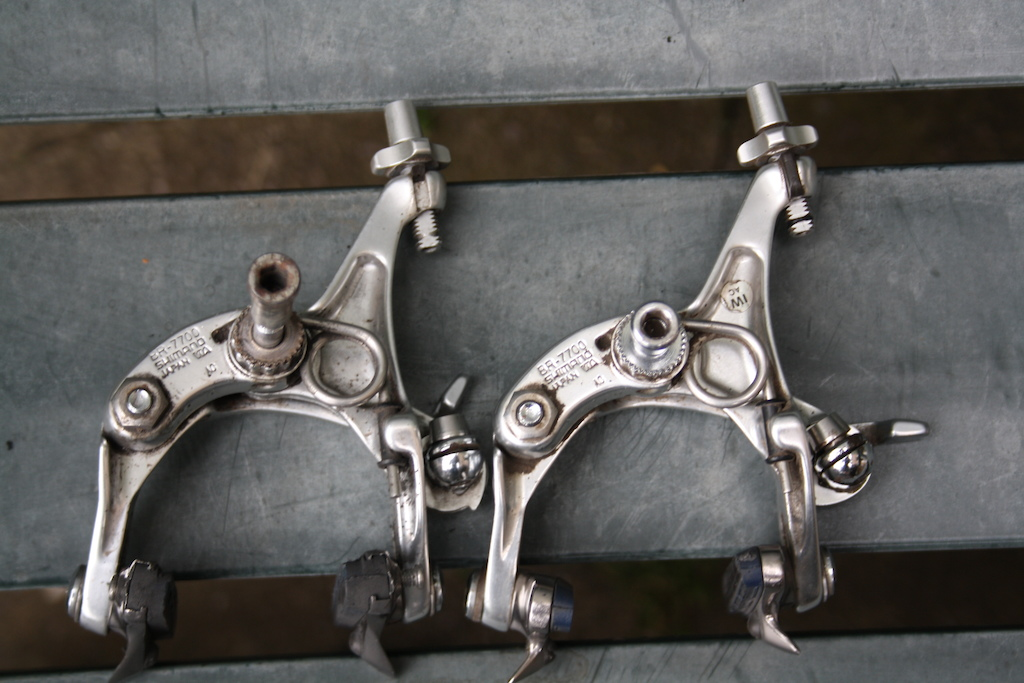 0 Dura-Ace brakes