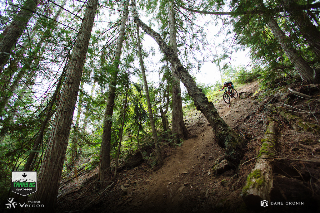 Trans BC Day 1 a Steep and Deep Introduction to Interior BC