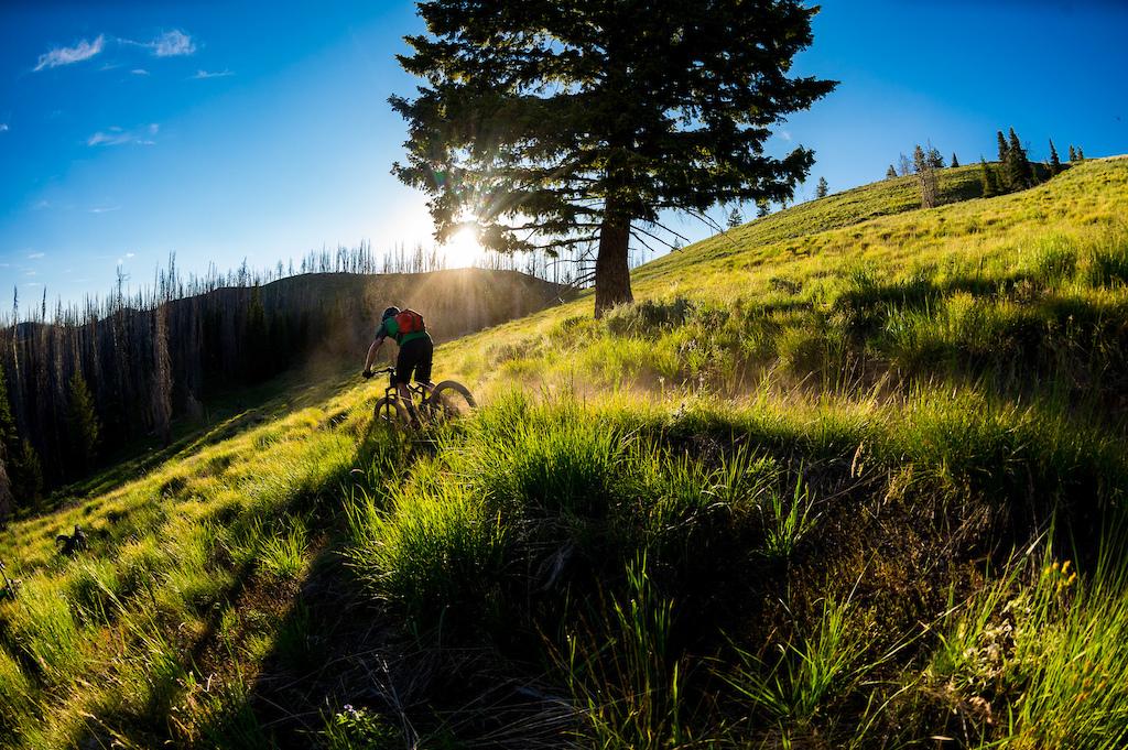 Niner Bikes Idaho Yurt Trip